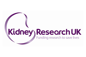 Kidney Research UK logo