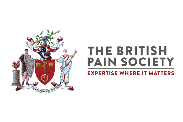 The British Pain Society logo