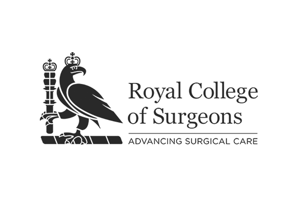 Royal College of Surgeons of England logo