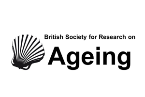 British Society For Research on Ageing logo