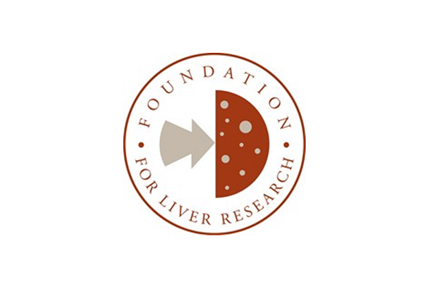 Foundation for Liver Research logo