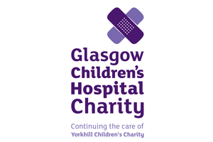 Glasgow Children's Hospital Charity logo