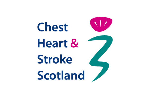 Chest Heart & Stroke Scotland logo