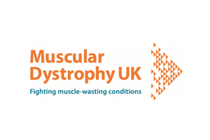 Muscular Dystophy UK Logo