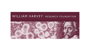 William Harvey Research Foundation logo