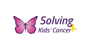 Solving Kids Cancer logo
