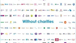 Without Charities